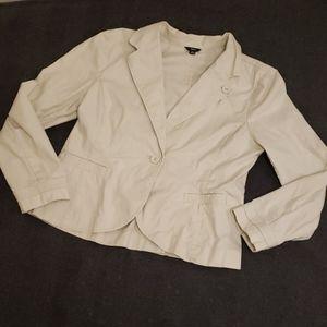 Mossimo Khacki Jacket Jrs. XL